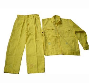 Quần áo vải kaki dành cho công nhân Sông Đà