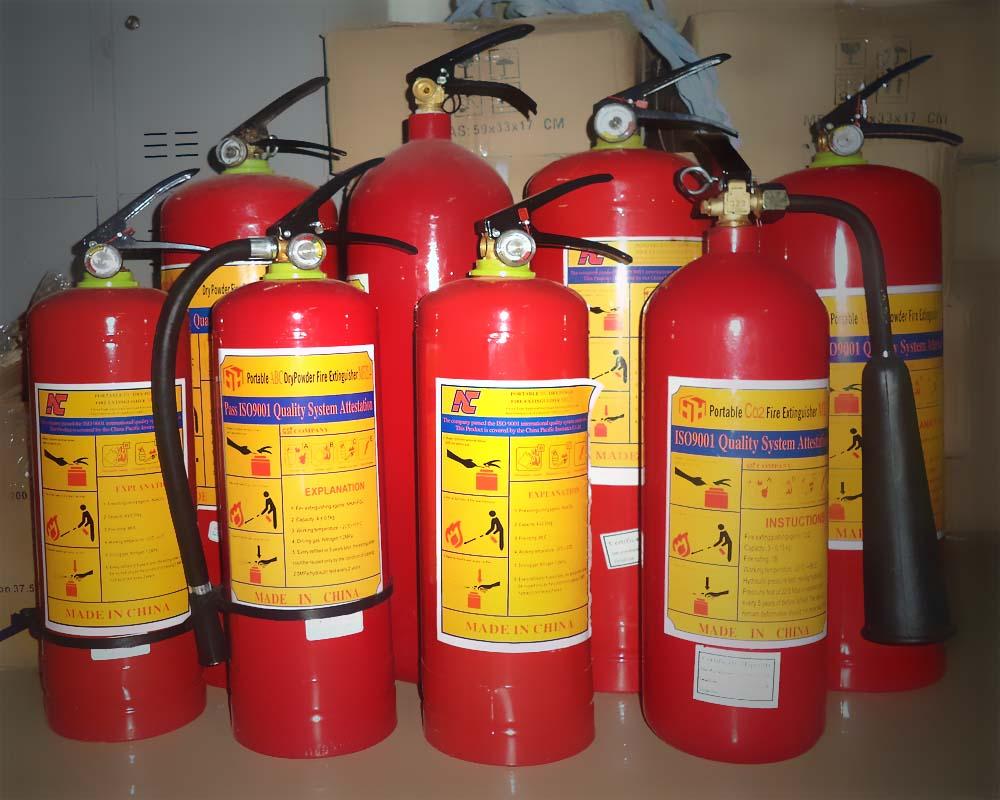 Cửa hàng thiết bị phòng cháy chữa cháy Hà Nội hiện nay như thế nào?