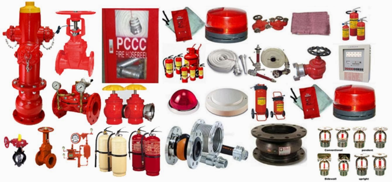 Báo giá thiết bị phòng cháy chữa cháy – cập nhật mới nhất cho khách hàng